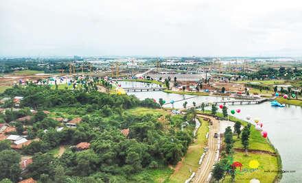 Commercial Spaces by PT. Kampung Flora Cipta