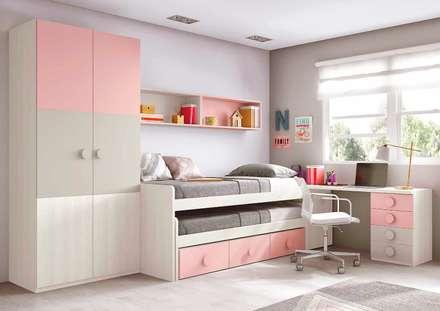 30 Mẫu Phòng Ngủ Cho Bé Gái Đẹp Được Yêu Thích Nhất Năm 2018: Asiatische