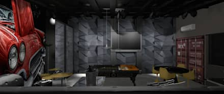 Hầm rượu by Designer Paula Daiane dos Santhos