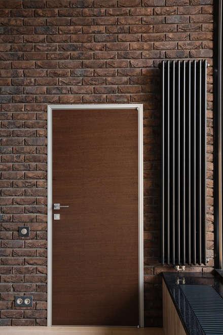 Doors by Архитектурная студия Чадо