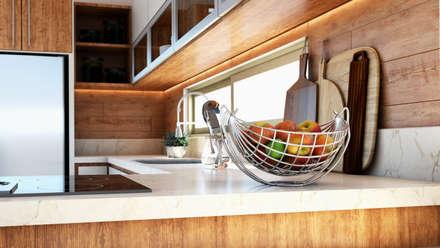 Armários de cozinha  por AP Arquitectura