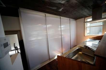 系統廚具 by 株式会社高野設計工房