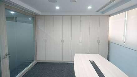 Bürogebäude von 三印空間設計