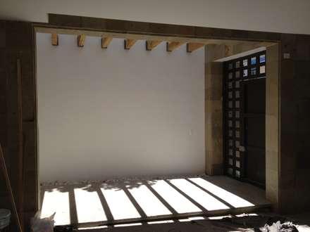 Roof by TECTUM Diseño & Construccion