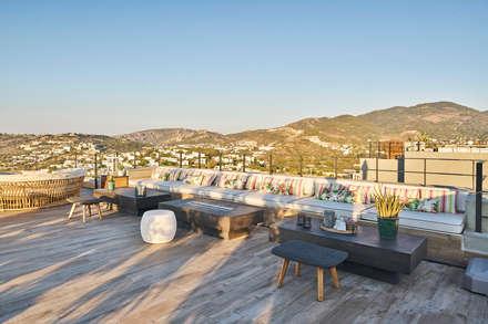 Roof by Esra Kazmirci Mimarlik