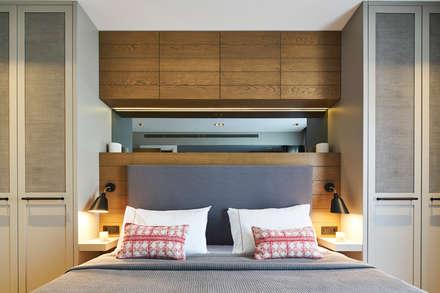 Bodrum Bodrum: eclectic Bedroom by Esra Kazmirci Mimarlik