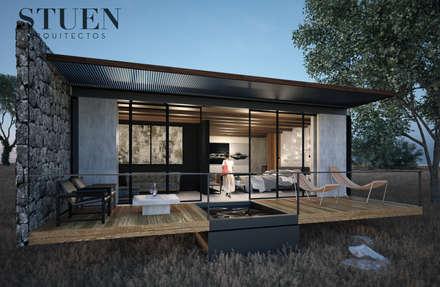 Villas by Stuen Arquitectos
