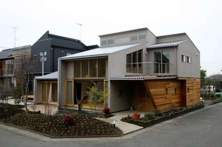 Nhà gỗ by 株式会社高野設計工房