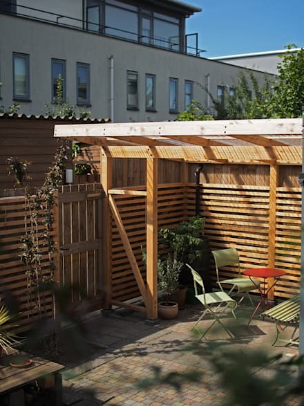 Garden Shed by Bergblick interieurarchitectuur
