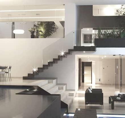 Diseño salón: Comedores de estilo minimalista de Dah homify