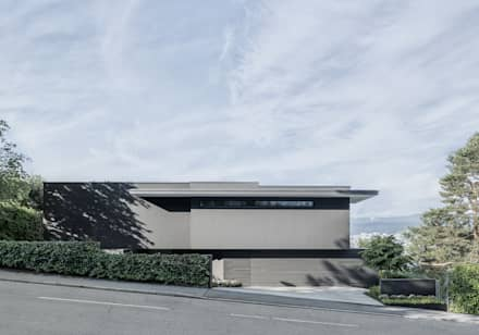 Objekt 336:  Einfamilienhaus von meier architekten
