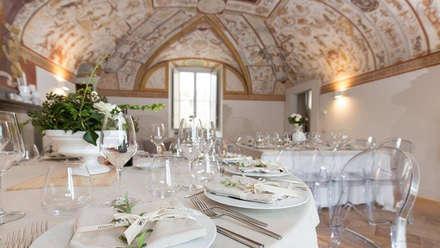 Lugares para eventos de estilo  por FRANCESCO CARDANO Interior designer
