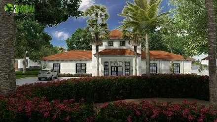 Passive house by Yantram Architectural Design Studio