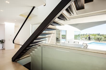 Casa Salicos: Escadas  por dacruzphoto