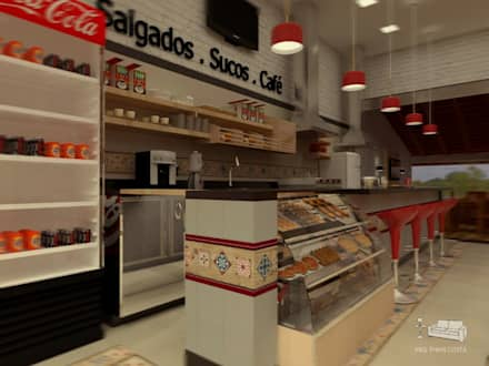 Gastronomy by THACO. Arquitetura e Ambientes