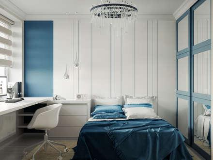 Phòng ngủ bé trai by IL design