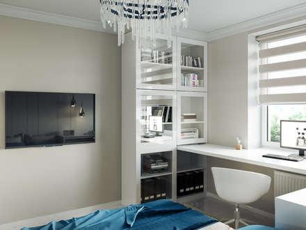 Boys Bedroom by IL design