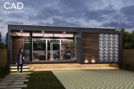 Nhà gia đình by CAD Arquitectos