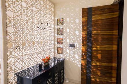 """Singaar"":  Corridor & hallway by Skywalk Designs"