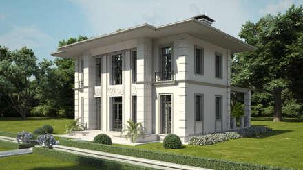 Casa di campagna in stile  di IL design