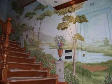 Stairs by Meraki di Irene Mancini