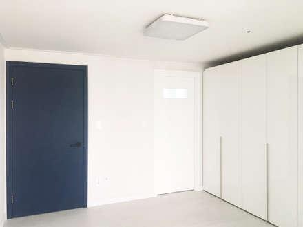 용인 수지구 복층 아파트 48PY: 그리다집의  방