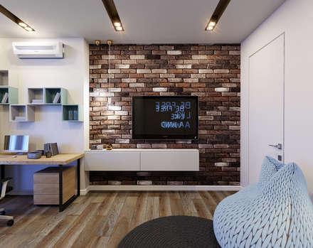 ห้องนอนเด็ก by Planka
