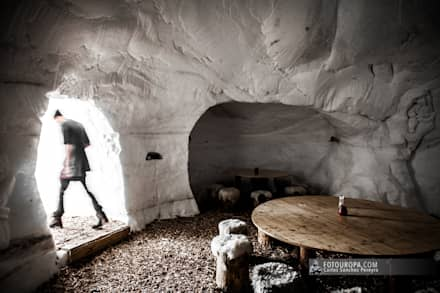 Fotografía de hoteles y pisos turísticos: Jardines de invierno de estilo moderno de Carlos Sánchez Pereyra / Artitecture_photo