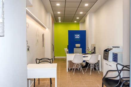 Inmobiliaria : Oficinas y Tiendas de estilo  de M2 Al Detalle