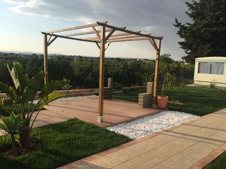 Сад камней в . Автор – Francisco jardinagem