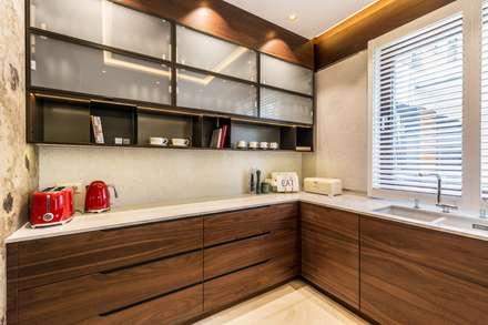 Built-in kitchens by Viva Design - projektowanie wnętrz