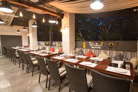 Interior Design Project - Barbecued by Orchard Image 9:  Gastronomy by Atom Interiors