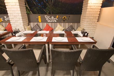 Interior Design Project - Barbecued by Orchard Image 10:  Gastronomy by Atom Interiors