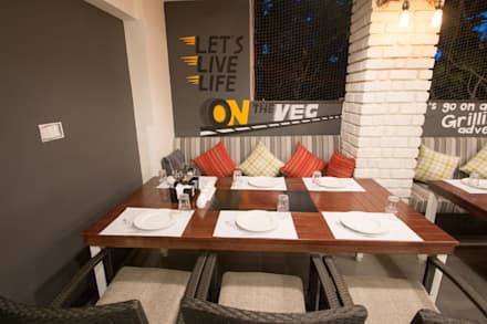 Interior Design Project - Barbecued by Orchard Image 13:  Gastronomy by Atom Interiors