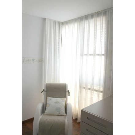 غرف الرضع تنفيذ ALARCA. Interiorismo&Hogar