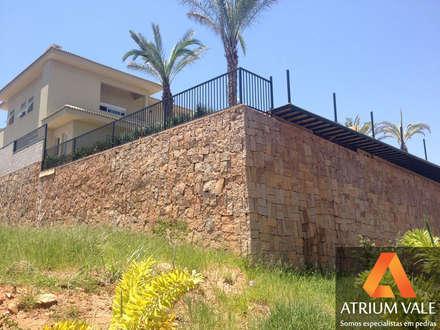 Walls by Atrium Vale Pedras e Projetos