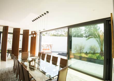 Sliding doors by Windlock - soluciones sustentables