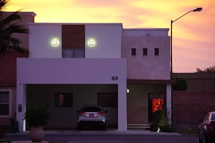 Single family home by GPro - Gabinete de Proyectos