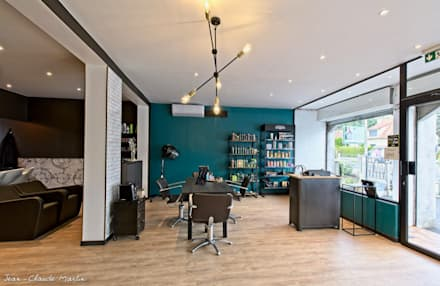 Offices & stores by ATDECO