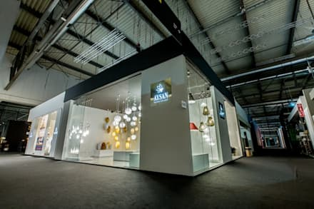 Overall Stand View :  Event venues by AYSAN