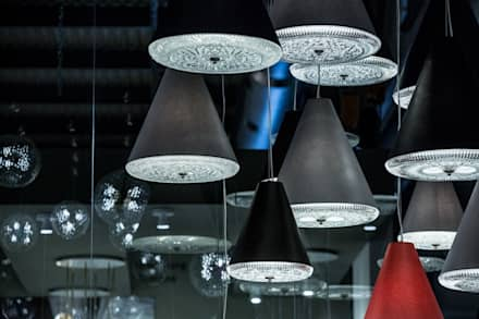 NIBEL Contemporary Lighting:  Event venues by AYSAN