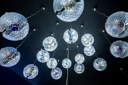 PANGEA Contemporary Lighting:  Event venues by AYSAN