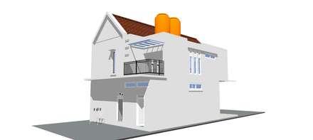 Casas unifamilares de estilo  de MODE KARYA