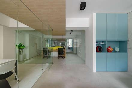 同升貿易:  博物館 by Fu design