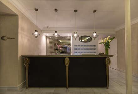 Hotels by Interiorismo Conceptual estudio
