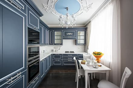 Built-in kitchens by Style Home