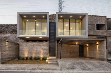 Garza Maya Arquitectos의  일세대용 주택