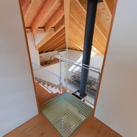 บันได by 千田建築設計