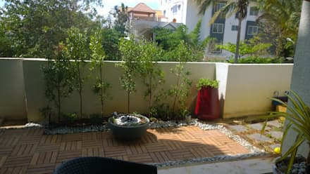 Tropical Sanctum - RBD Stillwaters: tropical Garden by Cherry Garden and Landscapers