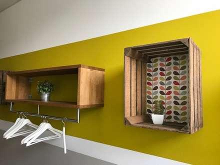 Interieur Design Bürogebäude:  Bürogebäude von Stilholz Pioch